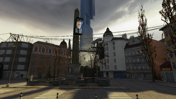 Half-Life 2 auf dem Nvidia Shield (Screenshot: Marc Sauter)