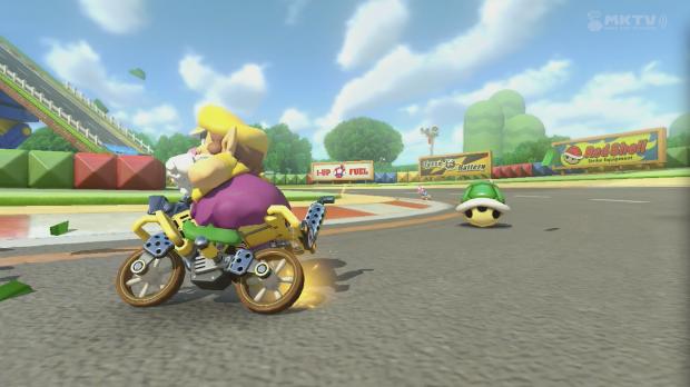 Mario Kart 8 (Screenshots: Golem.de)