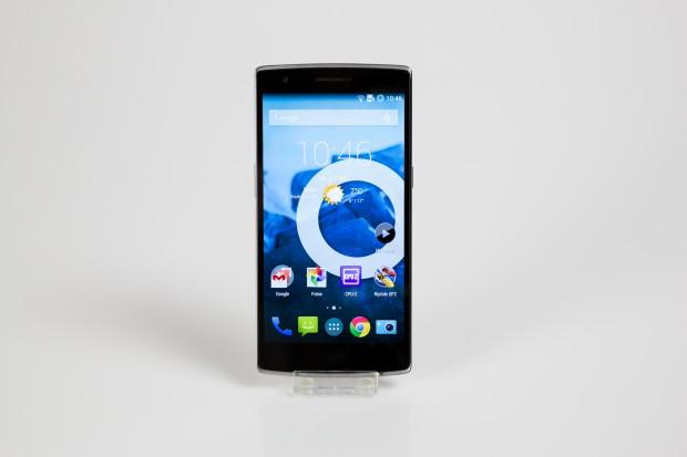 Das One ist das erste Smartphone des Startups Oneplus. (Bild: Tobias Költzsch/Golem.de)
