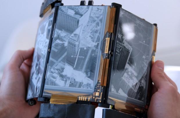 Paperfold (Bild: Queen's University Human Media Lab)