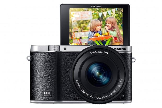 Samsung NX3000 (Bild: Samsung)