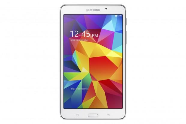 Das Galaxy Tab 4 mit 7 Zoll großem Display (Bild: Samsung)
