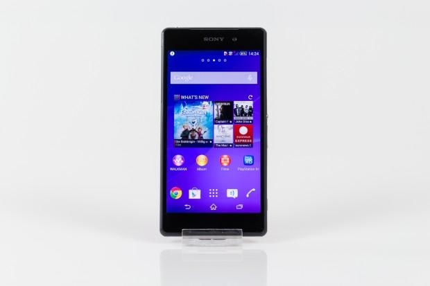 Sonys neues Android-Smartphone Xperia Z2 (Bild: Tobias Költzsch/Golem.de)