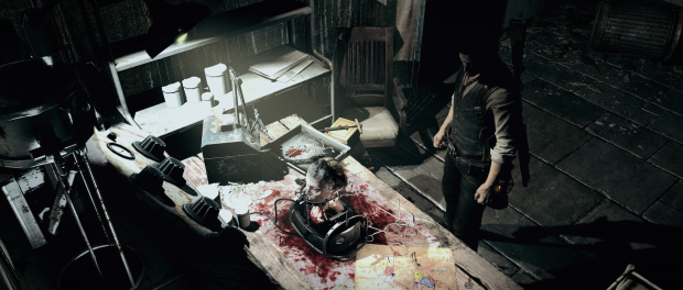 The Evil Within (Bilder: Bethesda)