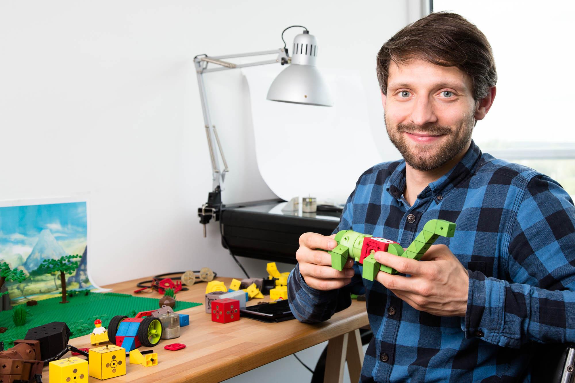 Tinkerbots: Roboter für kleine und große Kinder - Tinkerbots