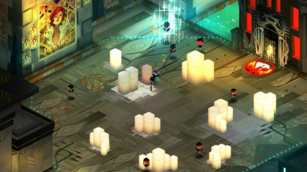 Transistor (Bild: Supergiant Games)