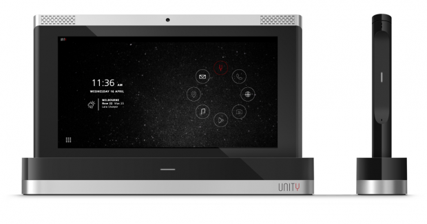 Das Unity-Tablet mit Ubuntu (Bild: Vixtel)