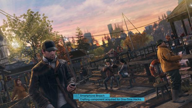 Watch Dogs (Bild: Ubisoft)
