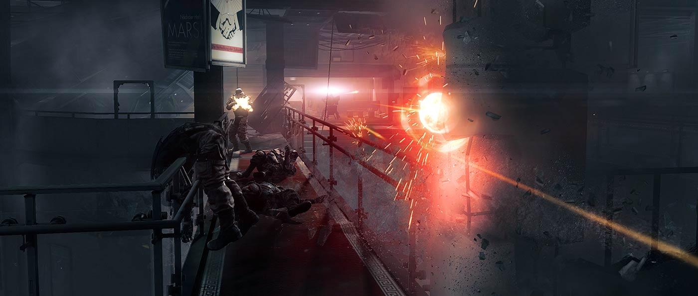 Test Wolfenstein The New Order: Das grandiose Comeback des epischen Ego-Shooters - Wolfenstein: The New Order (Bild: Bethesda)