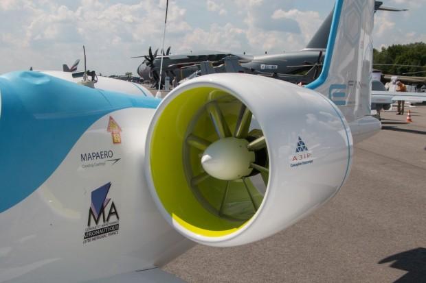 Airbus E-Concept: Das Linienflugzeug wird elektrisch - Golem.de
