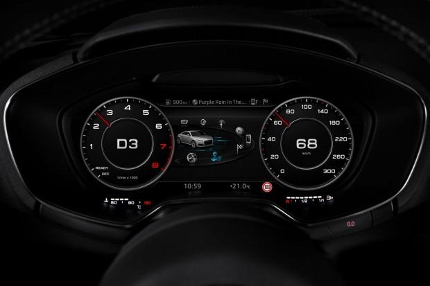 Virtual Cockpit: Mit 60 Bildern pro Sekunde in den roten ...   {Auto cockpit erklärung 54}