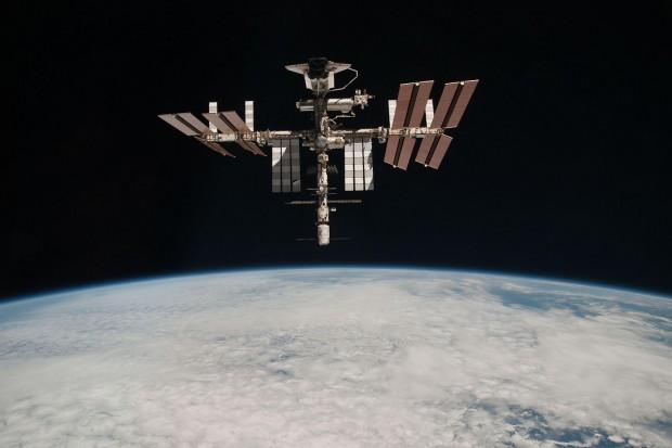 Die ISS ist ein Gemeinschaftsprojekt.  (Foto: Nasa)