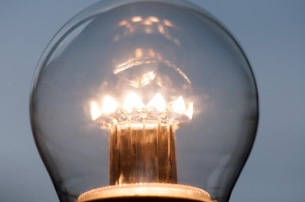 Die Philips-Lampe ist noch nicht verfügbar... (Foto: Andreas Sebayang/Golem.de)