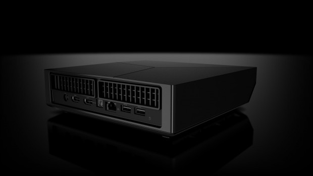 Die Alpha-Steam-Machine (Bild: Alienware)