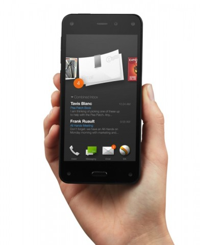 Fire Phone (Biild: Amazon)