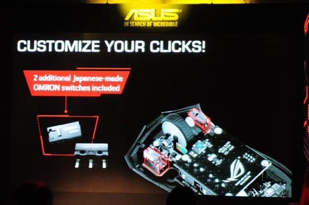 Neue ROG-Produkte von Asus auf der Computex 2014