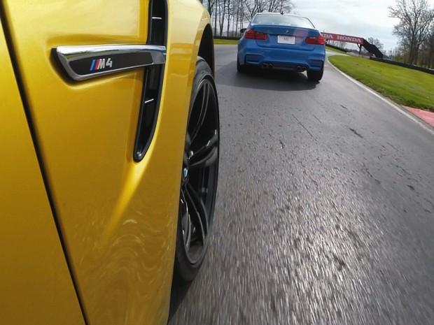 BMW integriert GoPro in seine Fahrzeuge. (Bild: BMW)