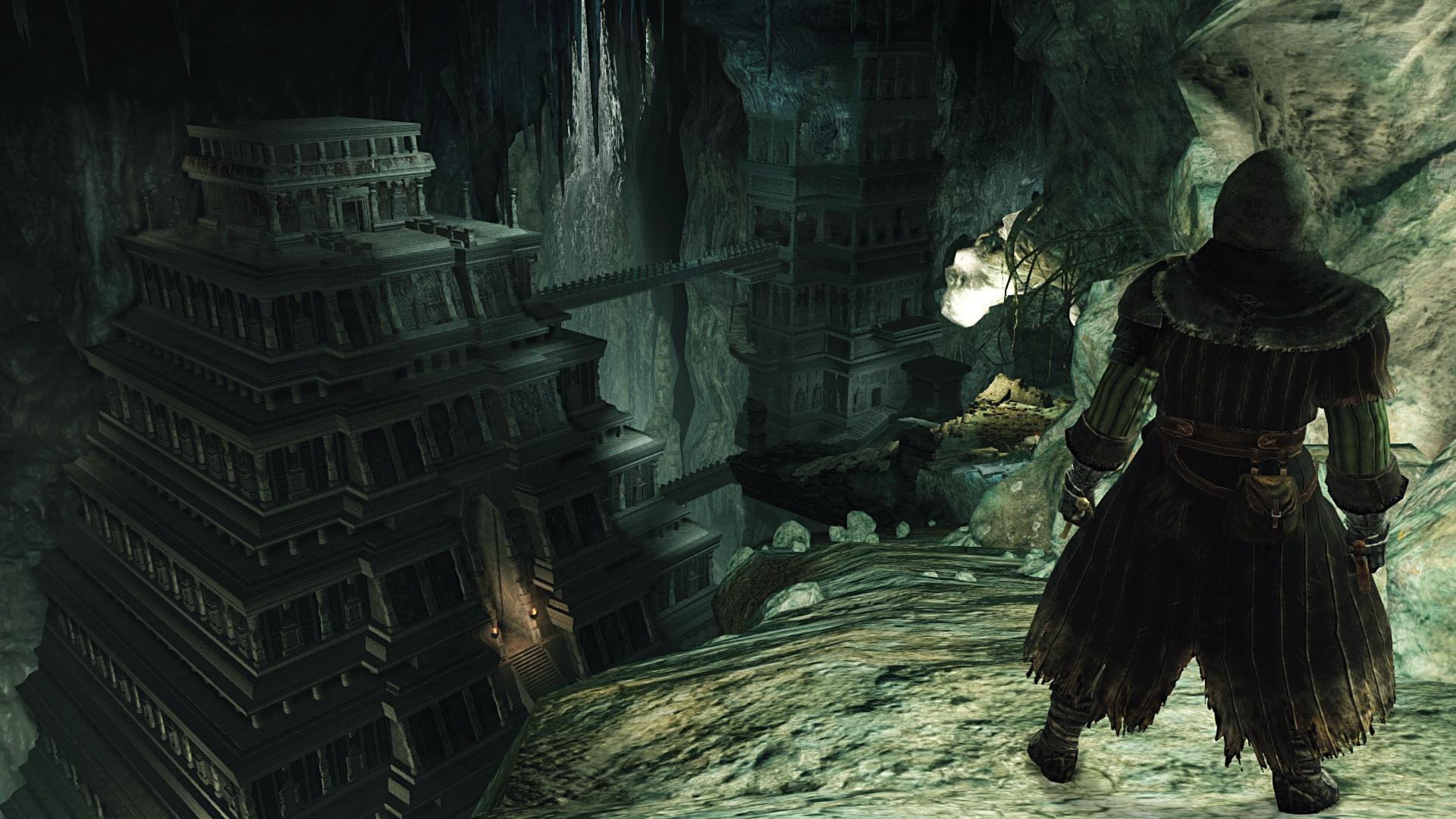 From Software: Drei Downloaderweiterungen für Dark Souls 2 - Erster DLC: Crown of the Sunken King (Bild: Bandai Namco)