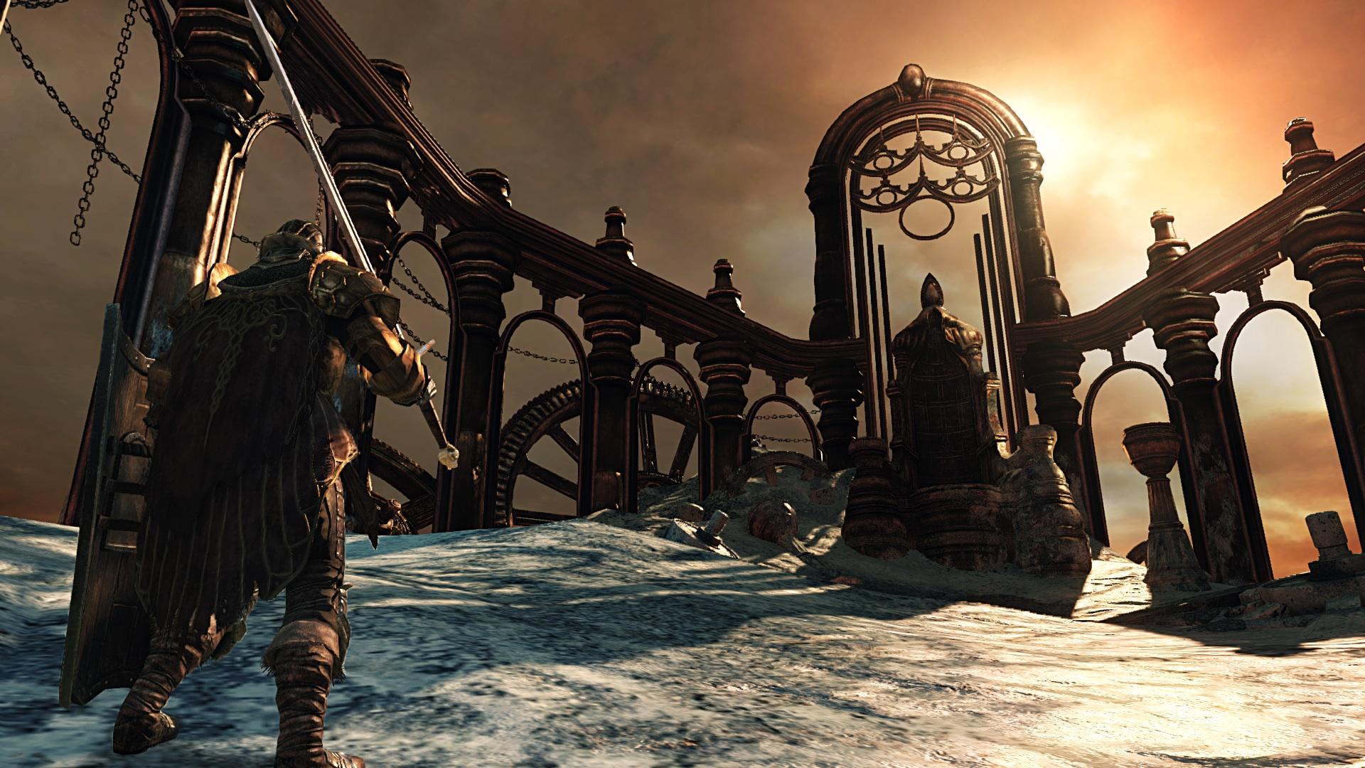 From Software: Drei Downloaderweiterungen für Dark Souls 2 - Zweiter DLC: Crown of the Old Iron King (Bild: Bandai Namco)