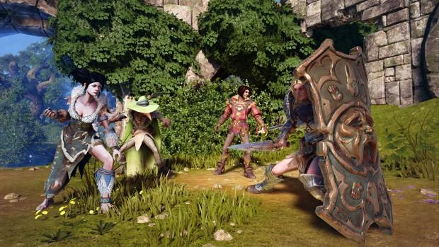 Fable Legends (Bilder: Microsoft)