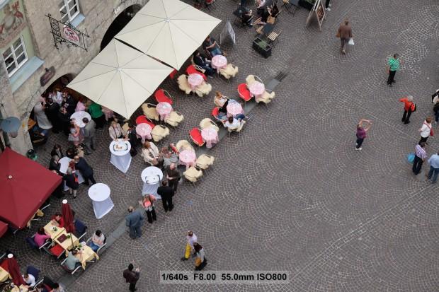 Bilder mit der Fujifilm X-T1 (Bild: Andreas Donath)