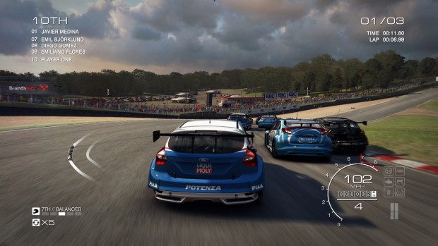 Grid Autosport (Bild: Codemasters)