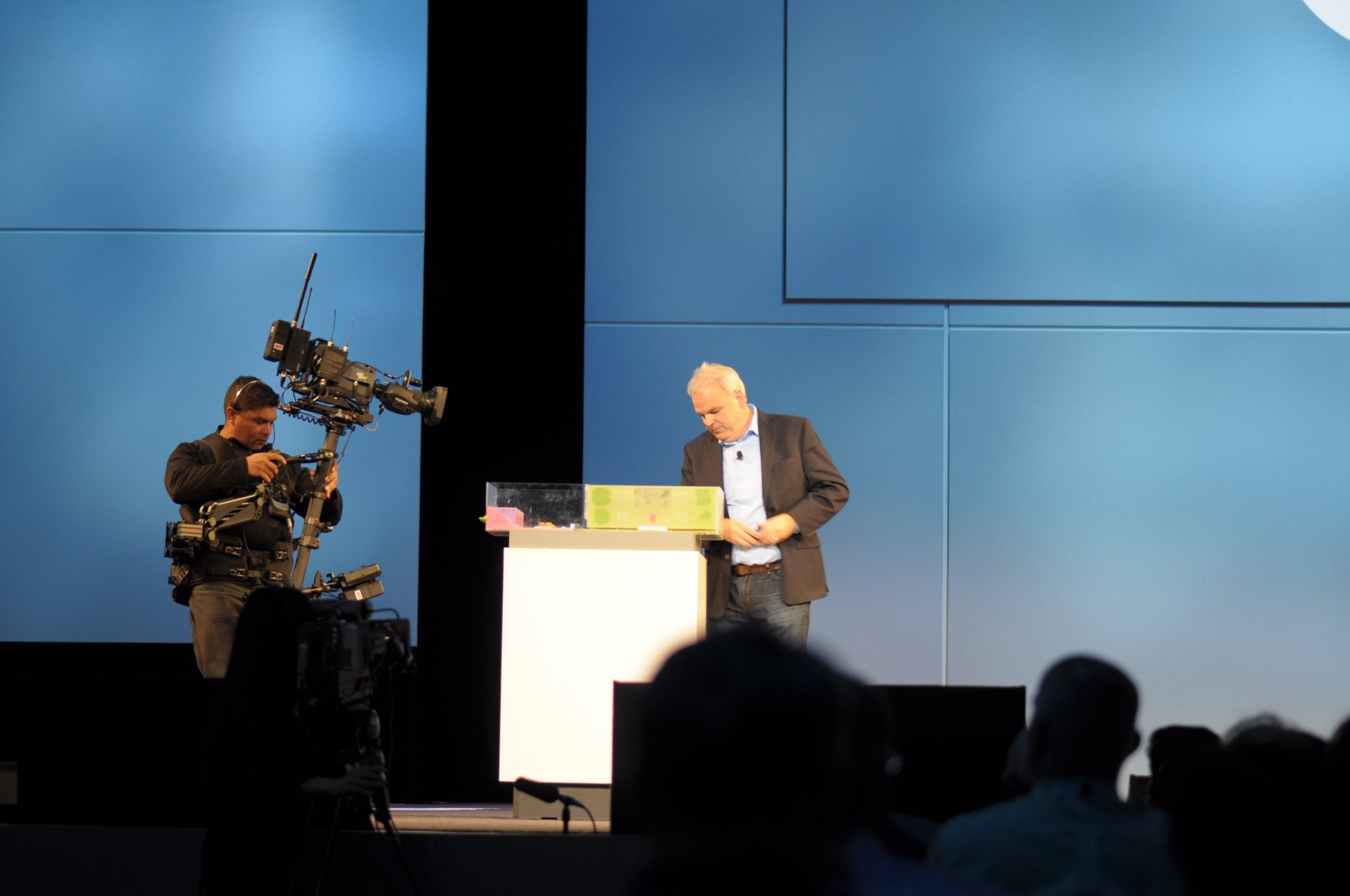 The Machine: HP will den Computer neu erfinden - Aus dem 3D-Drucker... (Foto: Andreas Sebayang/Golem.de)