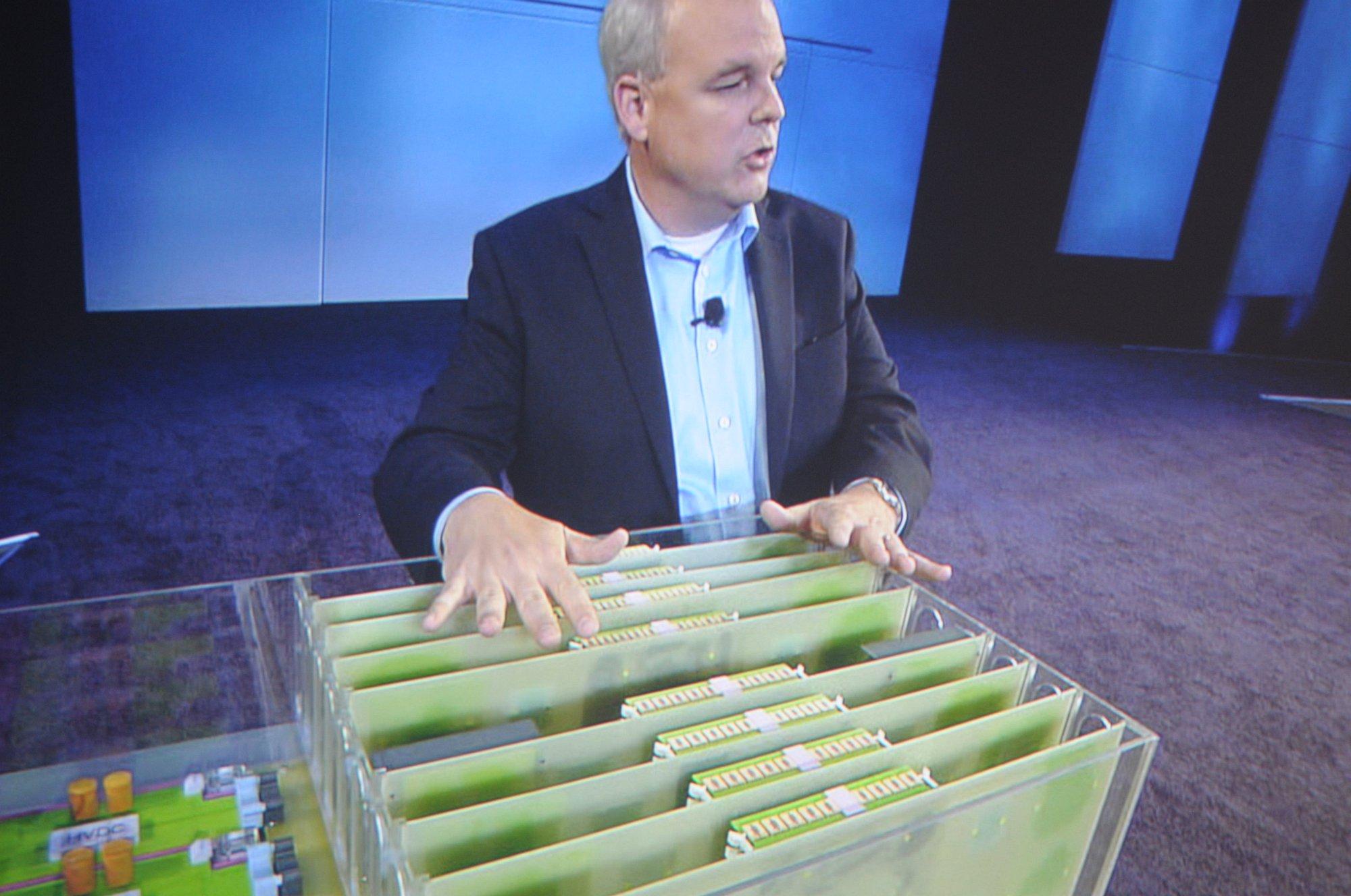The Machine: HP will den Computer neu erfinden - ... stammen die ersten Baukonzepte.(Foto: Andreas Sebayang/Golem.de)