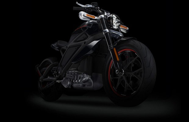 Harley Davidson Project Live Wire (Bild: Harley Davidson)