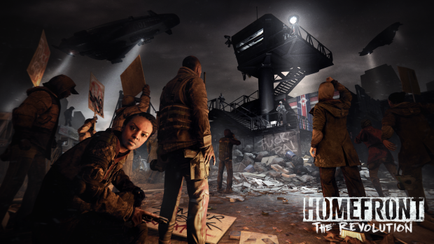 Homefront: The Revolution (Bilder: Crytek/Deep Silver)