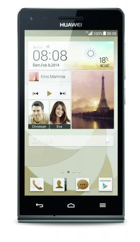 Das Huawei Ascend G6 (Bild: Huawei)