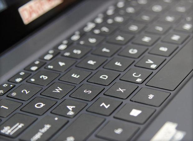 Darfon Maglev Keyboard (Bild: Aloysius Low/Cnet)