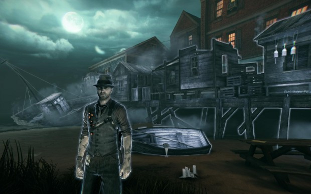 Detective Ronan in der US-Kleinstadt Salem (Screenshot: Golem.de)