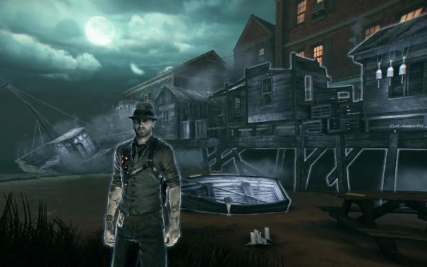 Detective Ronan in der US-Kleinstadt Salem (Screenshot: Golem.de)