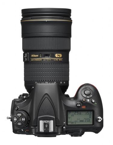 Die Nikon D810. (Bilder: Nikon)