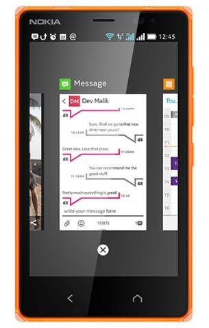 Nokia X2 (Bild: Microsoft)