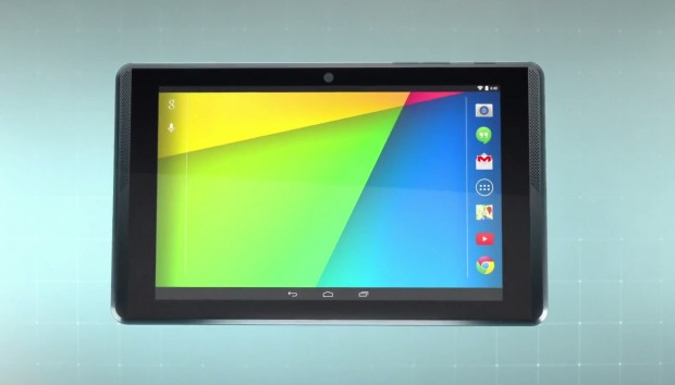 Googles Project-Tango-Tablet (Bild: Google, Screenshot: Golem.de)