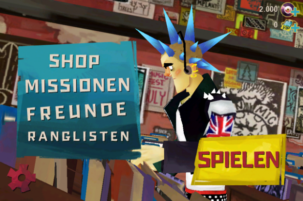 Record Run (Screenshots: Golem.de)