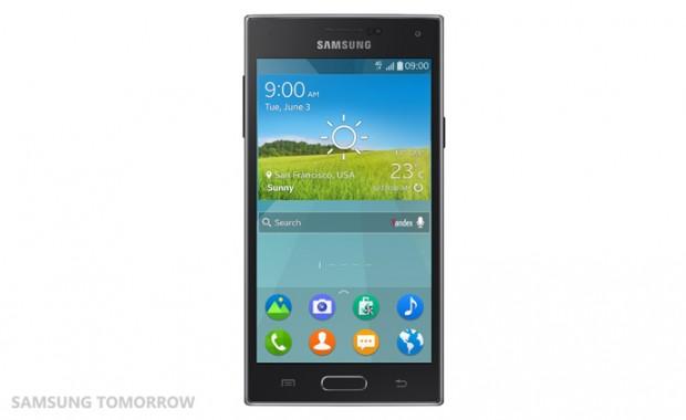 Das Samsung Z ist das erste Tizen-Smartphone im Consumer-Bereich. (Bild: Samsung Tomorrow)