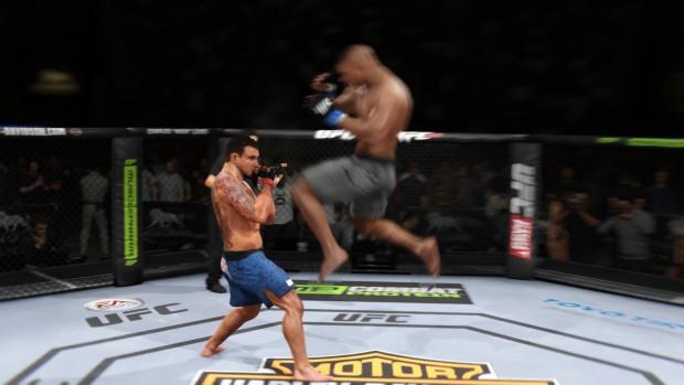 EA Sports UFC (Screenshot: Marc Sauter/Golem.de)