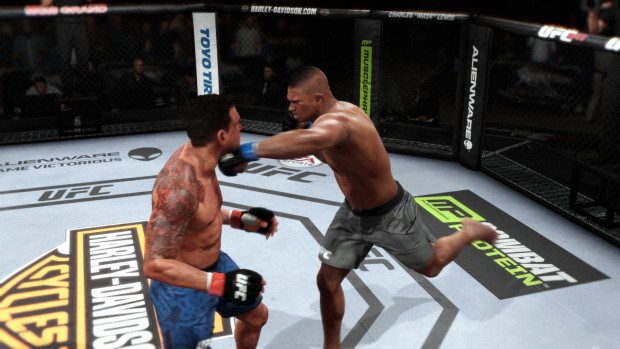 EA Sports UFC (Screenshot: Marc Sauter/Golem.de)