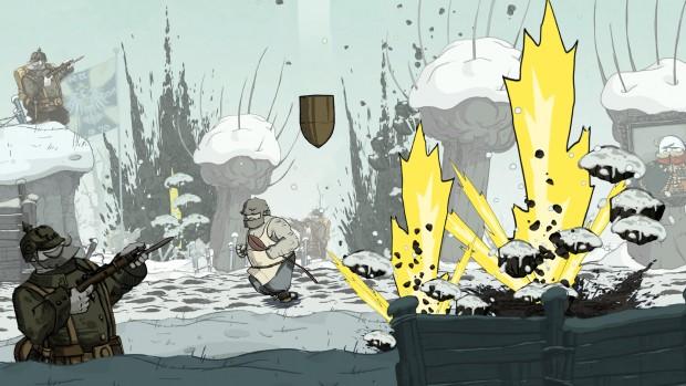 Valiant Hearts (Bilder: Ubisoft)