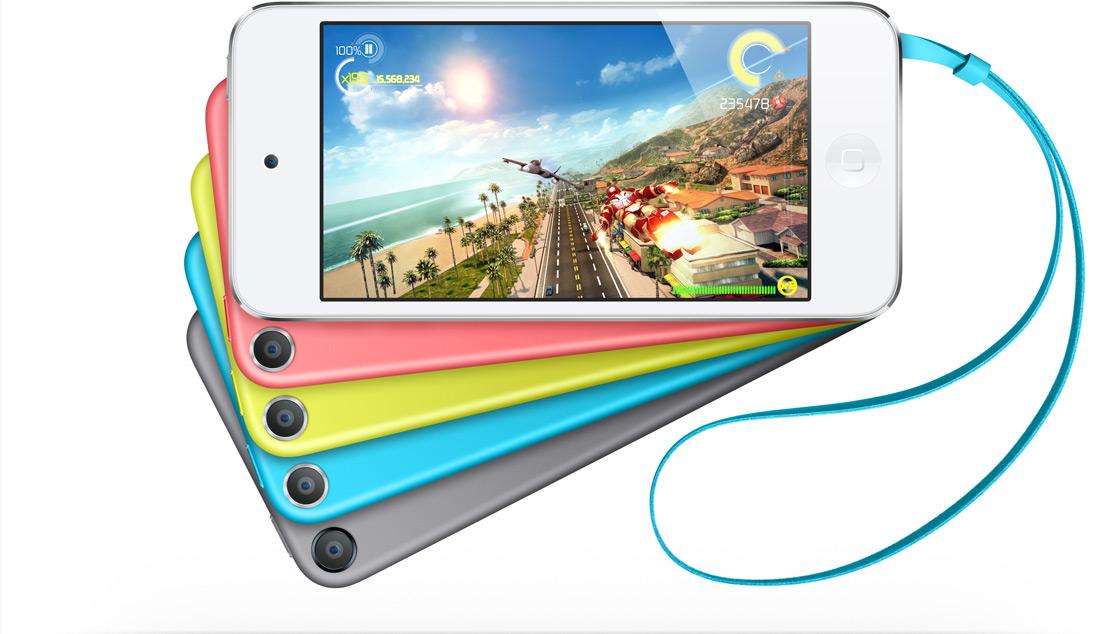 iPod Touch: Apple stattet günstigen iPod besser aus und senkt Preise -