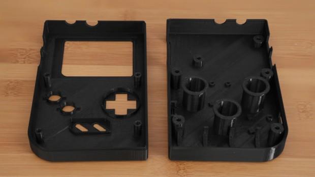 Das Gehäuse wird 3D-gedruckt ... (Bild: Noe Ruiz/Adafruit)