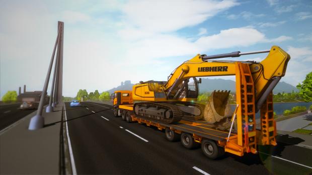 Bau Simulator 2015 (Bilder: Astragon)