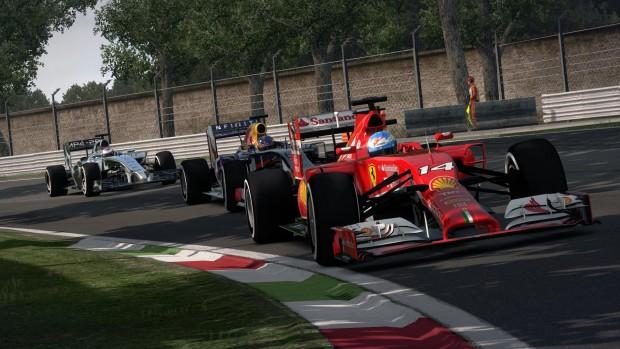 F1 2014 (Bilder: Codemasters)