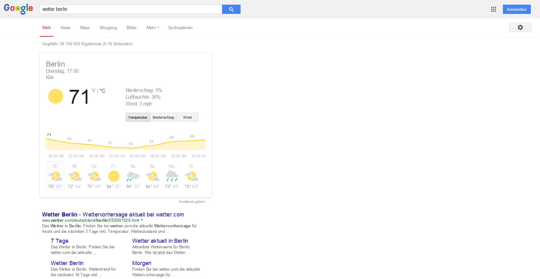 Suchmaschine: Wie Google den Rest des Internets überflüssig macht -
