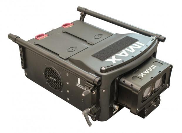 Imax 3D Digital Camera (Bild: Imax)