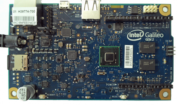 Beim Gen2 setzt Intel offenbar mehr auf dezidierte Logik zur GPIO-Anbindung. (Foto: Intel)
