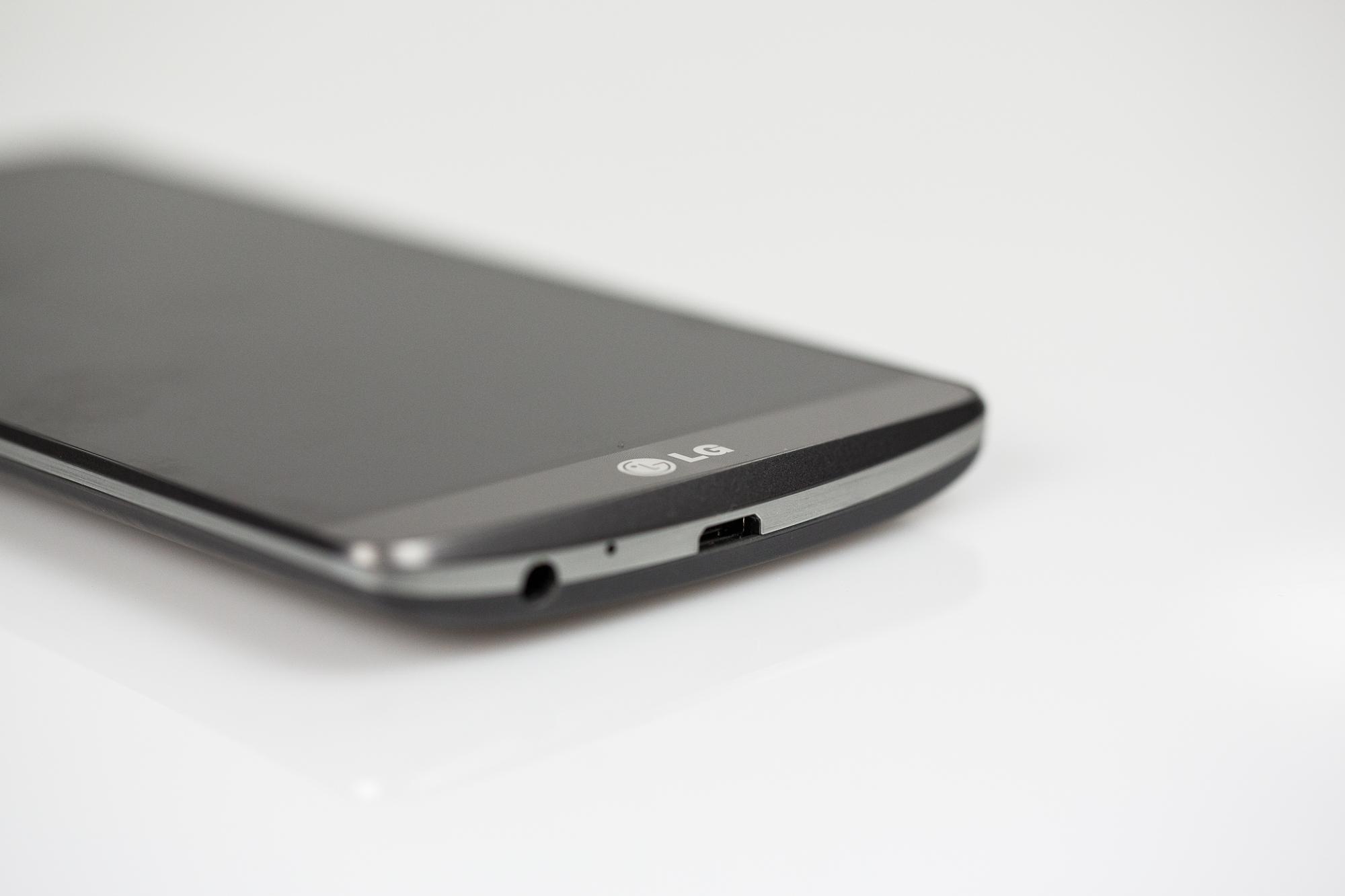 LG G3 im Test: Scharfes Display, schnelle Kamera -